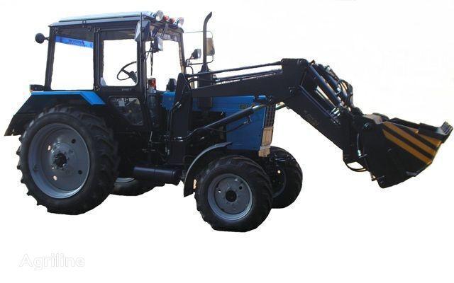 колесен трактор Фронтальный челюстной БАМ-2021 на тракторе МТЗ