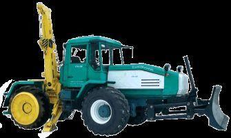 колесен трактор СМР-3 Специализированная машина для ремонтно-строительных работ