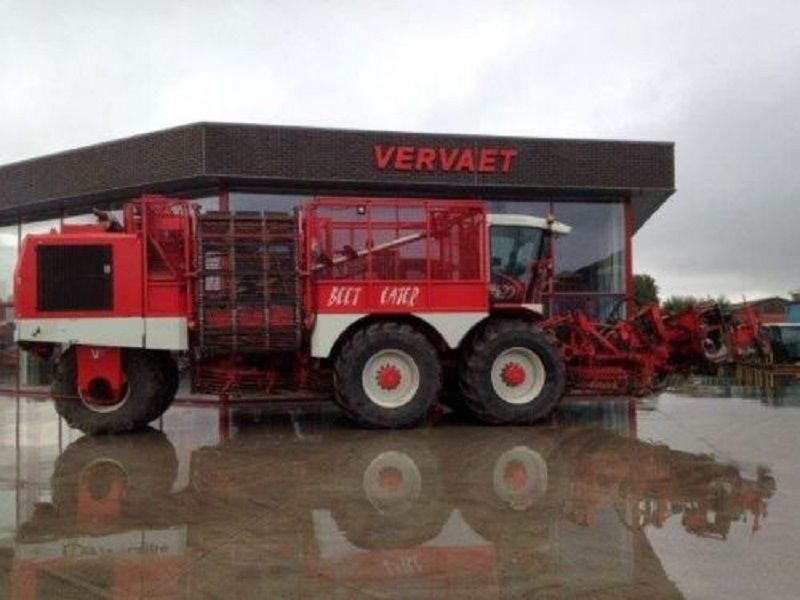 комбайн за цвекло VERVAET 625