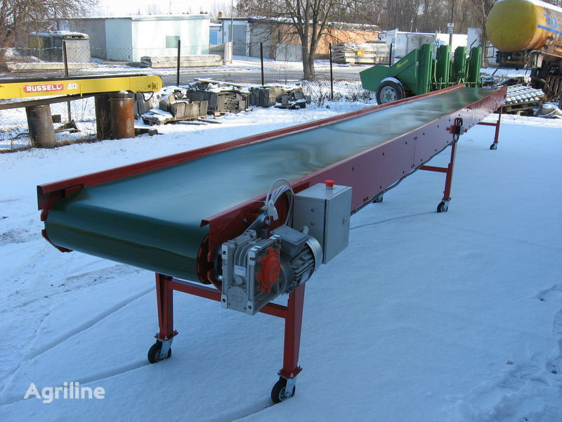 нов конвейер GRIMME 9 m