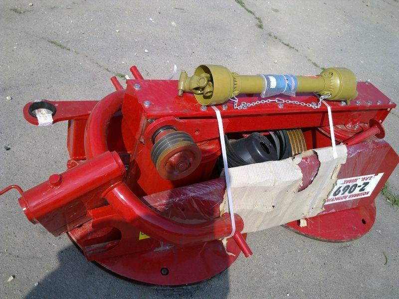 нов косачка Роторная косилка Z-169, Z-069, Z-173 пр-во Польша
