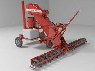 нов машина за обеззаразяване на семена РОСТСЕЛЬМАШ