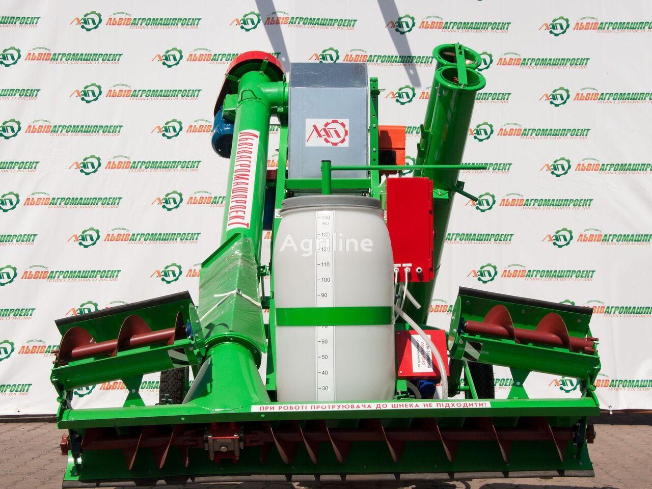 нов машина за обеззаразяване на семена ЛЬВІВАГРОМАШПРОЕКТ Протруювач камерний ПК-20«Супер» П