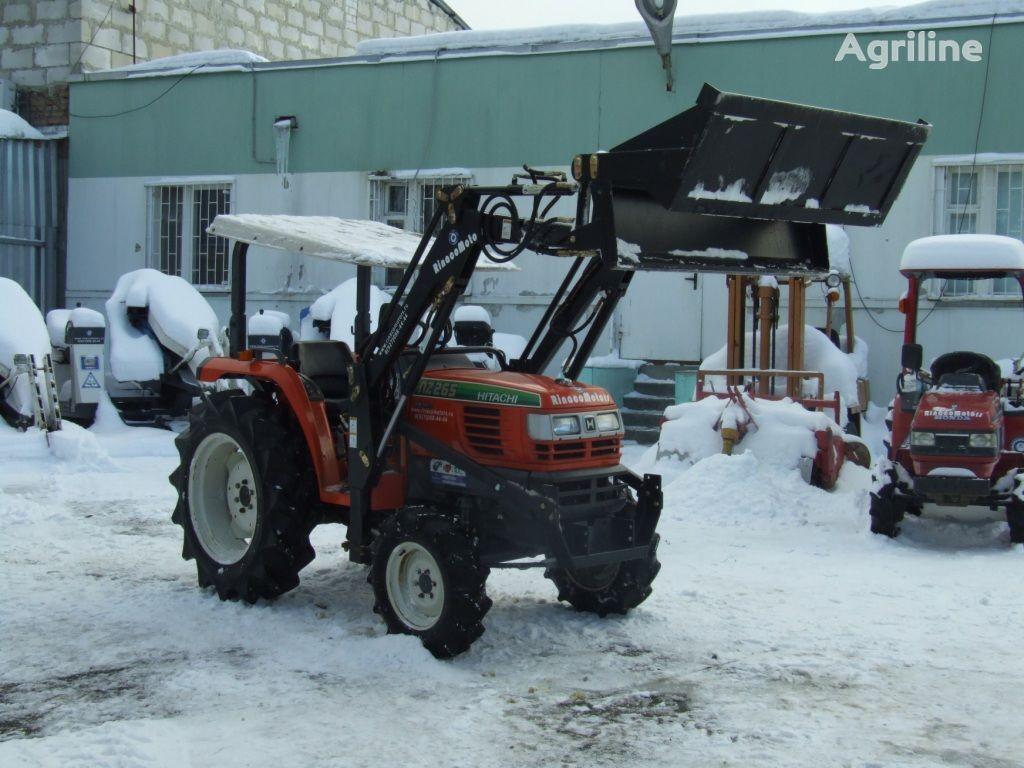 мини трактор HITACHI NZ265DT