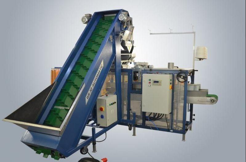 пакетираща машина Весовой дозатор для овощей+упаковщик в рашель-мешки