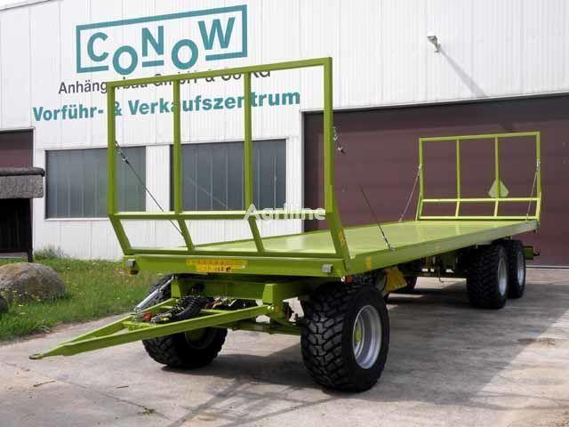 нов ремарке за трактор CONOW Ballentransportwagen