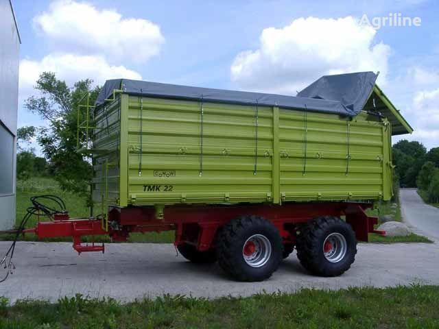 нов ремарке за трактор CONOW TMK 22 Universal