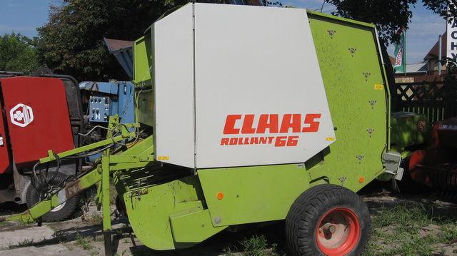 рулонна сламопреса CLAAS ROLLANT 66,62.44.46