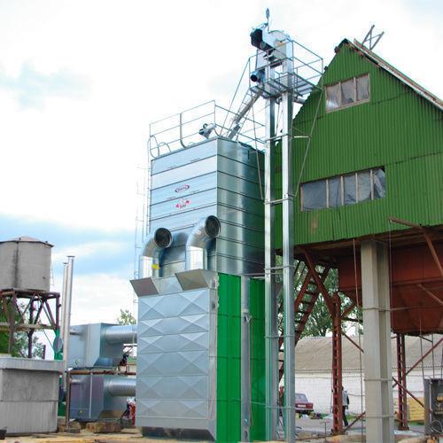 зърносушилня Стационарные зерносушилки MEPU серии RCW