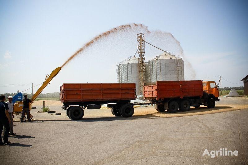 нов зърнотоварач  МЗС-120  (ЗМ-60,ЗМ-90)