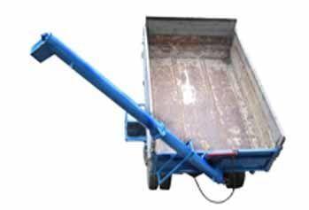 нов зърнотоварач Загрузчик сеялок ЗС - 30М -Газ (ЗС - 30М-01-Зил) Уманьферммаш