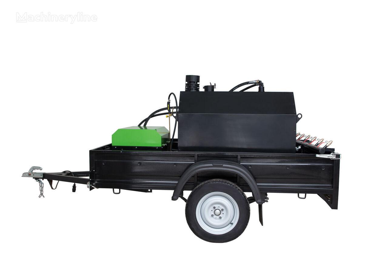 нов автогудронатор Bitumen Sprayer BS-500