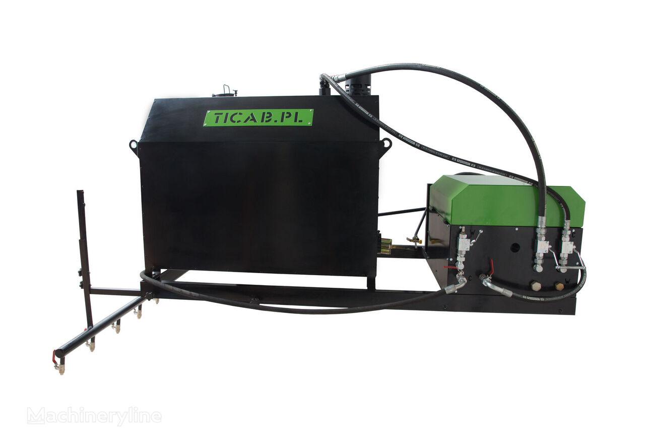 нов автогудронатор Bitumen distributor BS-1000