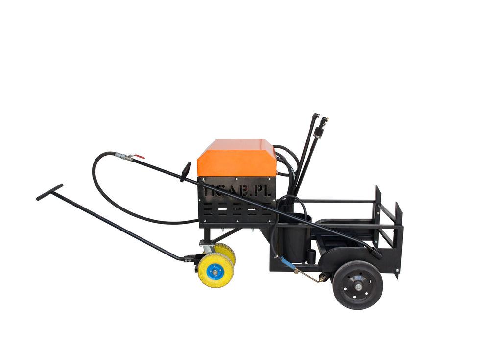 нов автогудронатор Bitumen emulsion sprayer BS-200