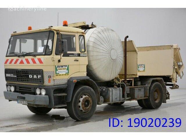 автогудронатор DAF PATA 2500