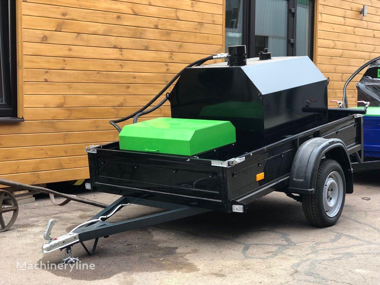 нов автогудронатор Skrapiarka do asfaltu / Asphalt Sprayer TICAB BS-1000