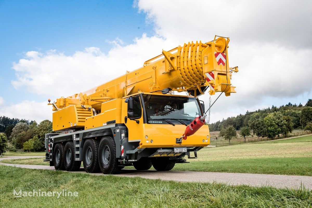 автокран LIEBHERR LTM 1100-4.2, 2015, FOR SALE