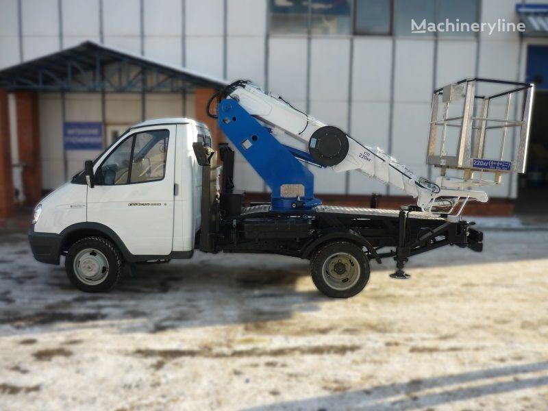 автовишка ГАЗ ВИПО-12т на базе ГАЗЕЛЬ