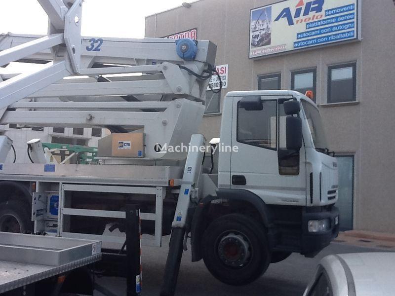 автовишка IVECO eurocargo CTE Zed 32  32mt