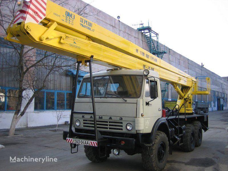 автовишка КАМАЗ