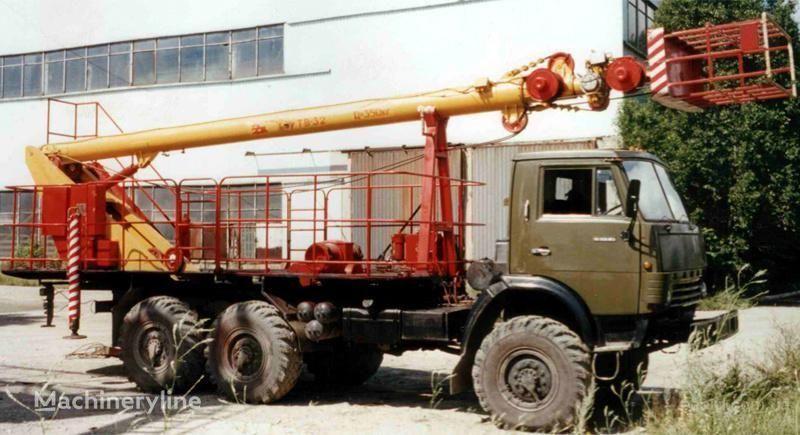 автовишка КАМАЗ ТВ-32