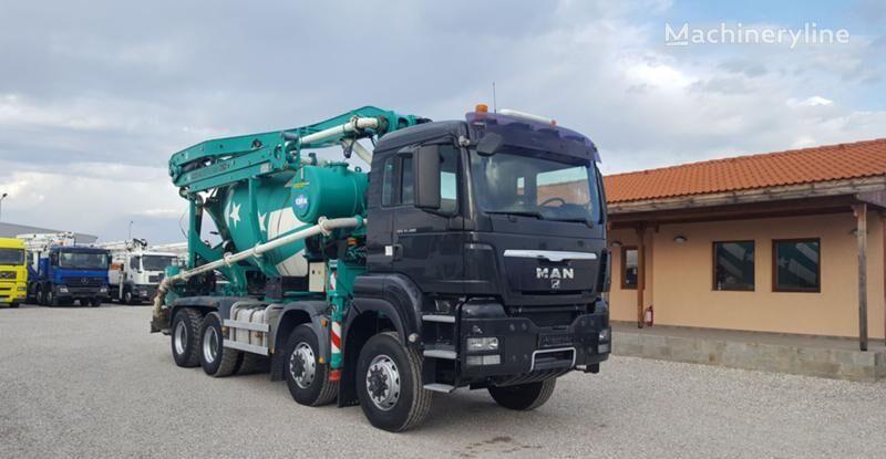 бетон-помпа MAN 41.480 CIFA MK 20M