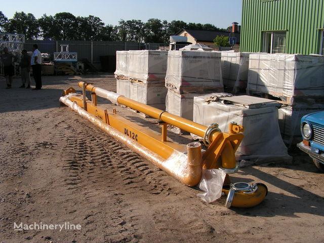 нов бетонополагаща машина Стрела для подачи бетона (бетонораздатчик). Италия