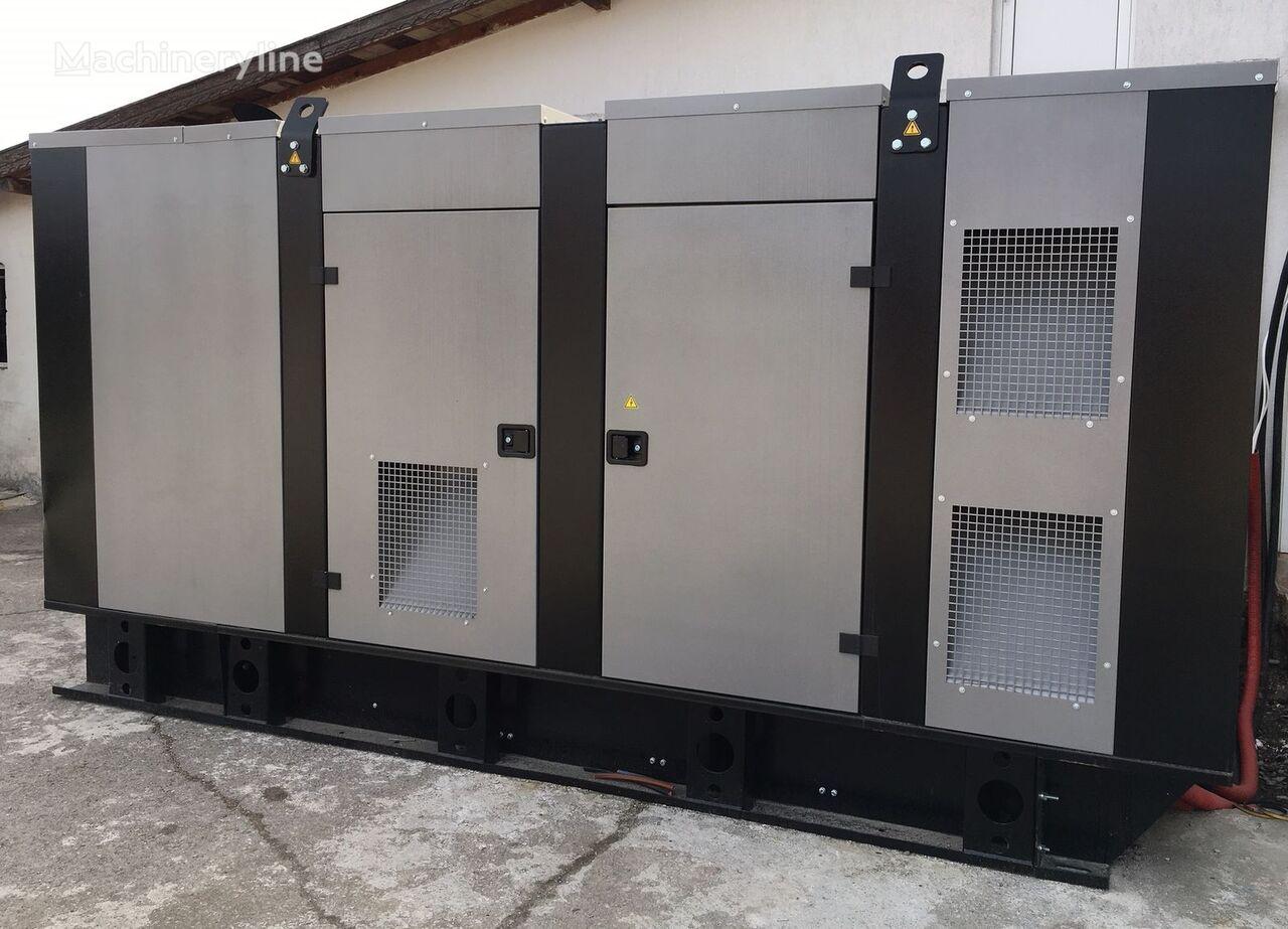 дизелов генератор MAN REMAN-330, 330kVA