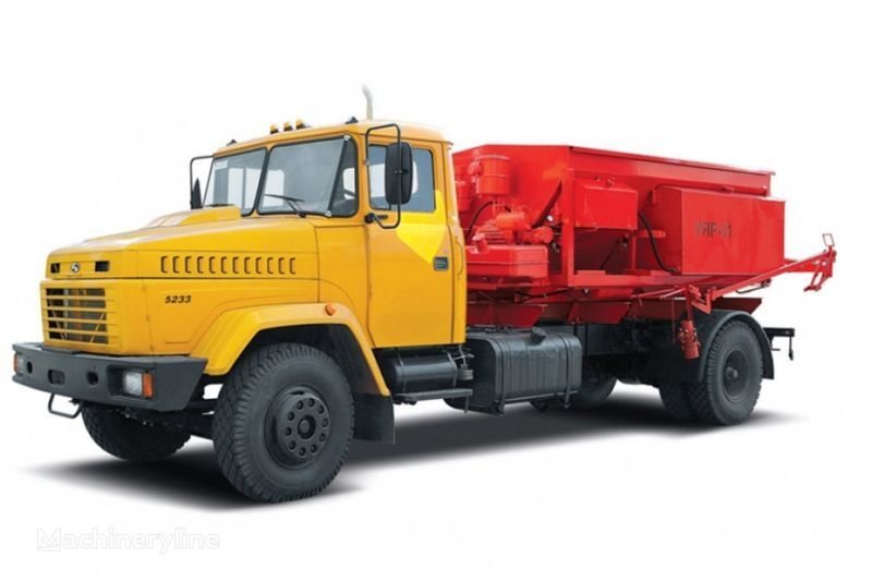друга строителна техника КРАЗ 5233Н2 УЯР-01