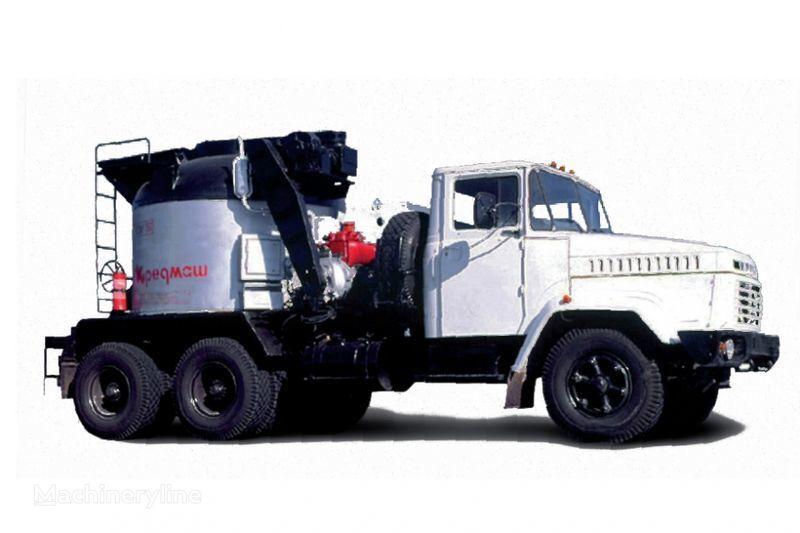 друга строителна техника КРАЗ 65055 КДМ 1502 Котел для литого асфальта