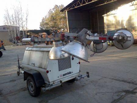 генератор AMIDA AL4000 WIEŻA OŚWIETLENIOWA