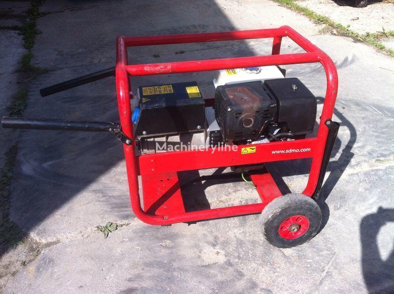 генератор SDMO 7500 t-2