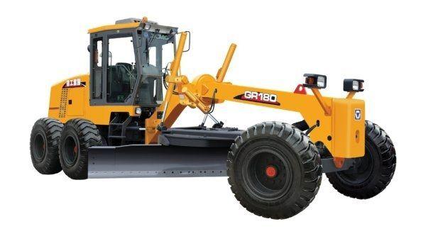 нов грейдер XCMG GR180