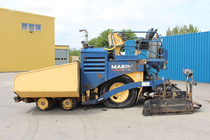 колесен асфалтополагач MARINI MF331