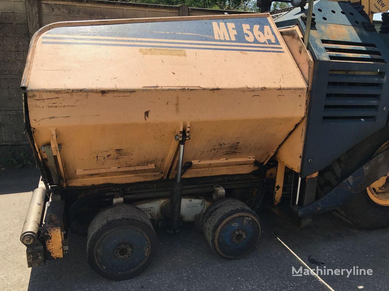 колесен асфалтополагач MARINI MF564