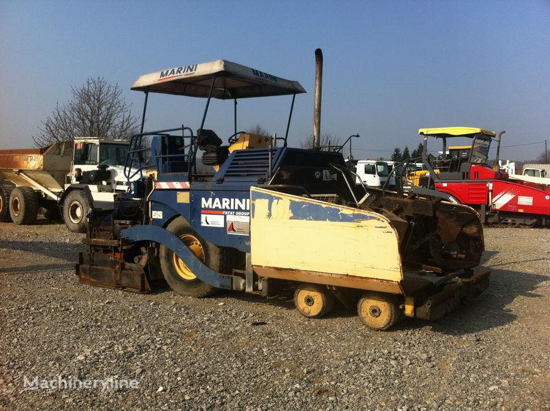 колесен асфалтополагач MARINI MF691