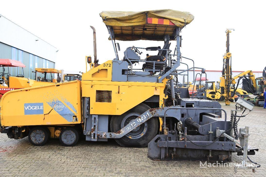 колесен асфалтополагач VÖGELE S 1803-1