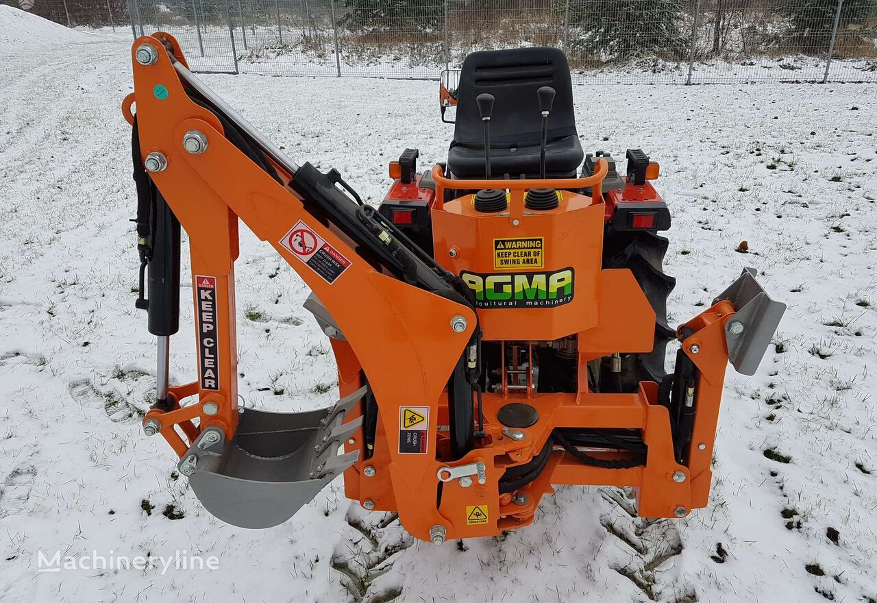 нов колесен багер KITA- BHM - 95, excavator