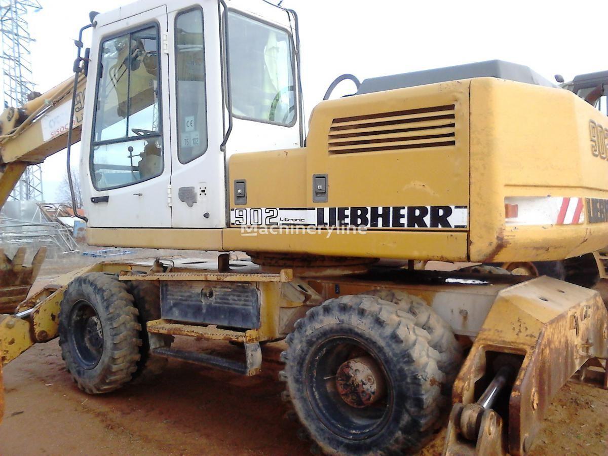 колесен багер LIEBHERR A902 Litr.4P