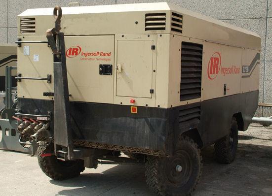 компресор INGERSOLL RAND 21/215 XHP760