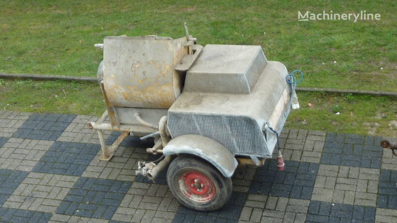 машина за мазилка PUTZMEISTER P13 Elektro