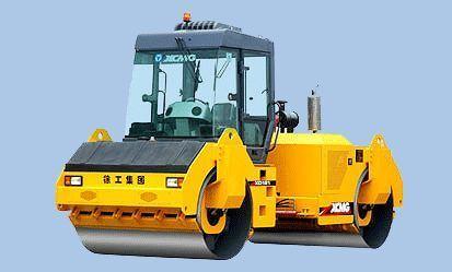 нов пътен валяк XCMG XD121