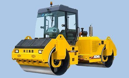 нов пътен валяк XCMG XD131