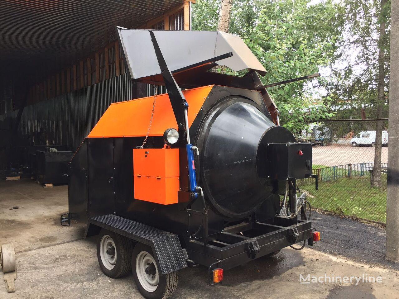 нов рециклираща машина  Asphalt Recycler RA-800