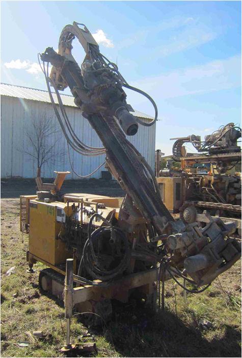 сондажна машина BERETTA T41