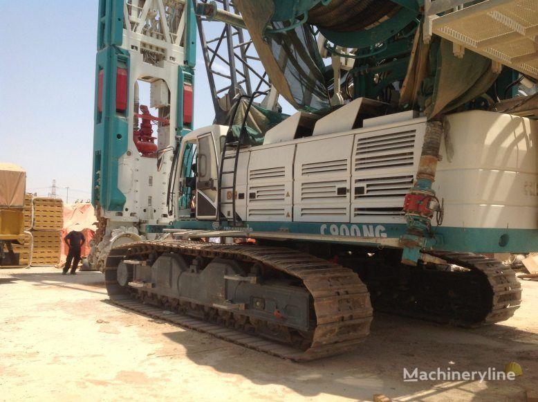 сондажна машина CASAGRANDE FD90 on C900 crane  EXCELLENT CONDITION!!!