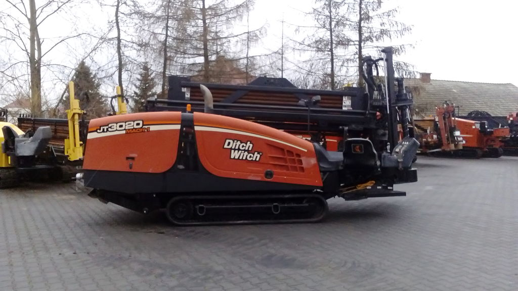 сондажна машина DITCH-WITCH JT3020 Mach1