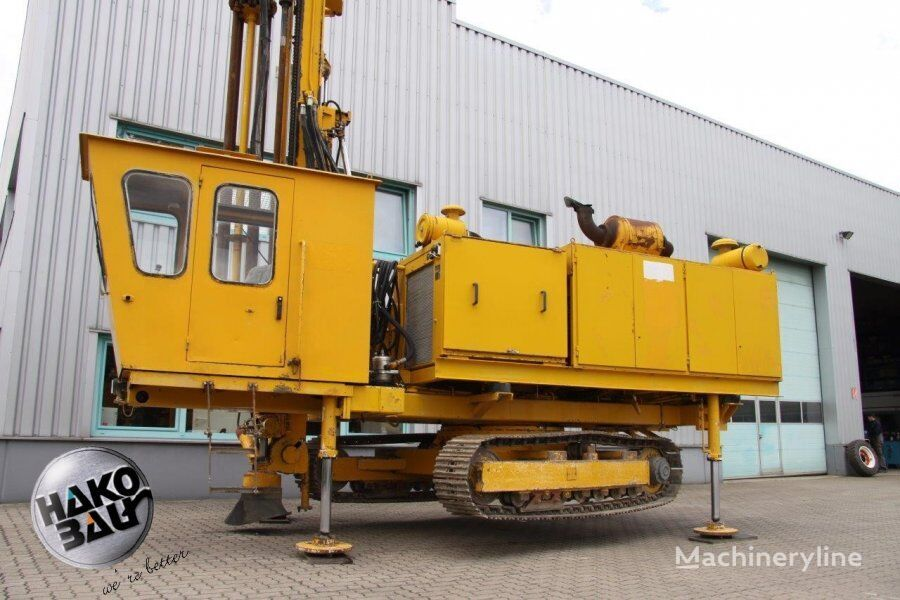 сондажна машина HAUSHERR HBM 80R-DR