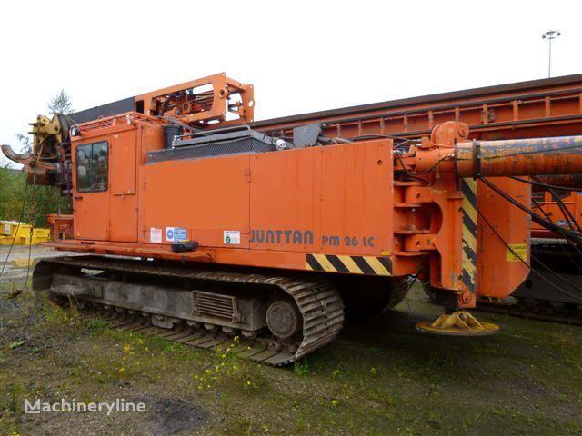 сондажна машина Junttan PM26 - 40 LC