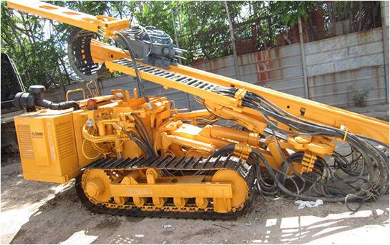 сондажна машина KLEMM KR806D